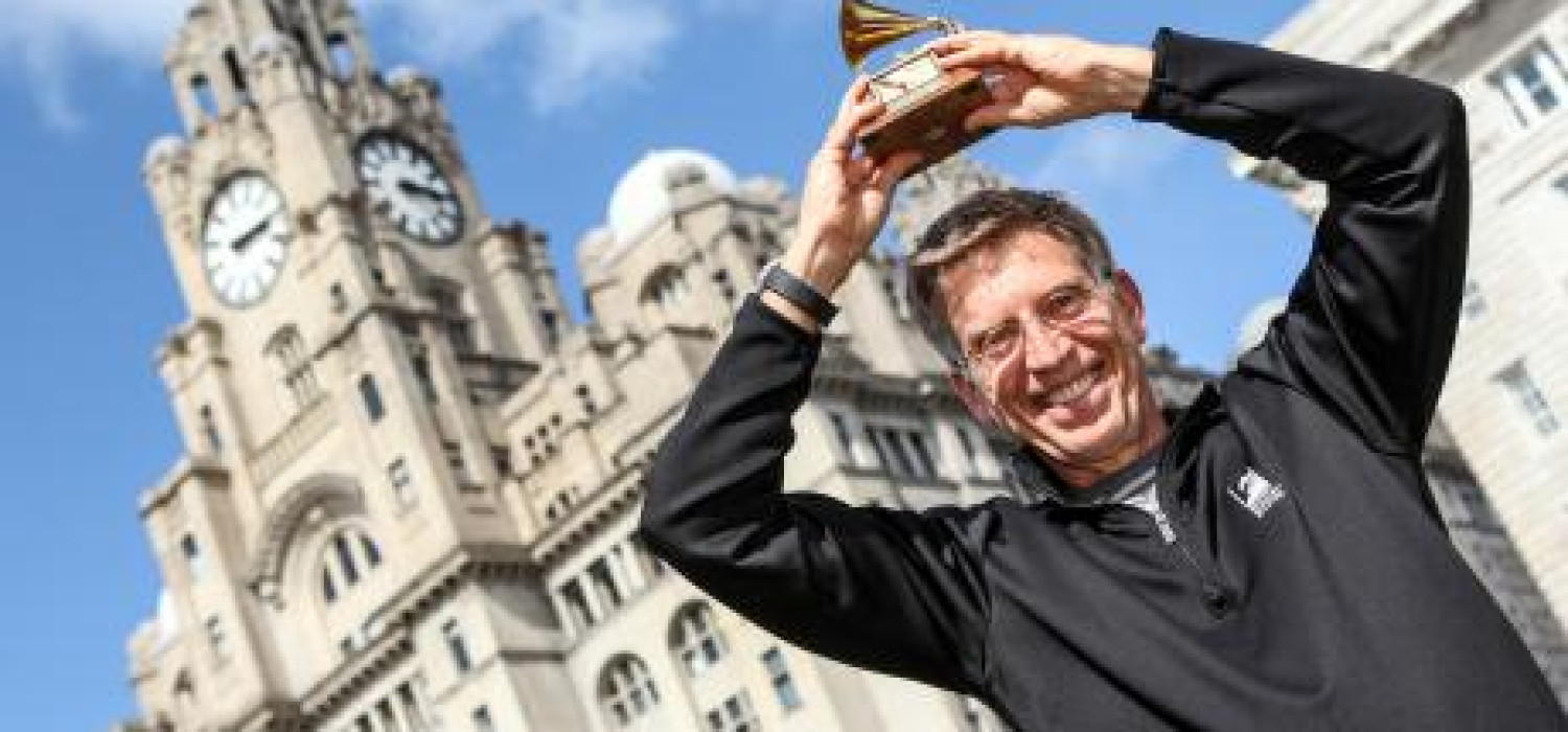 The GRAMMY Museum team arrive in Liverpool to prepare the city for a world first