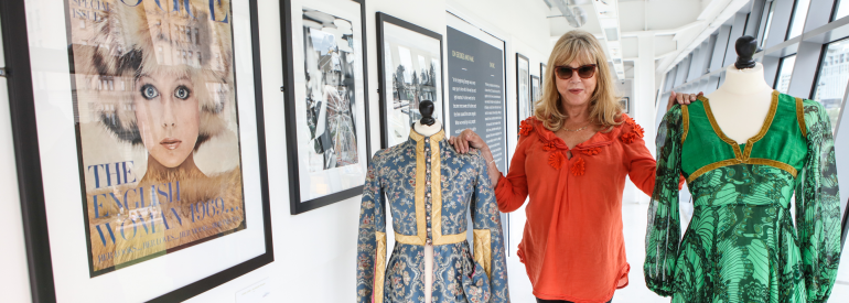 Pattie Boyd: Iconic Outfits Unveiled