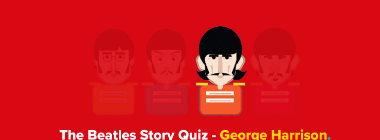 The George Harrison Quiz