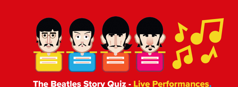 The Beatles Quiz - Live Performances