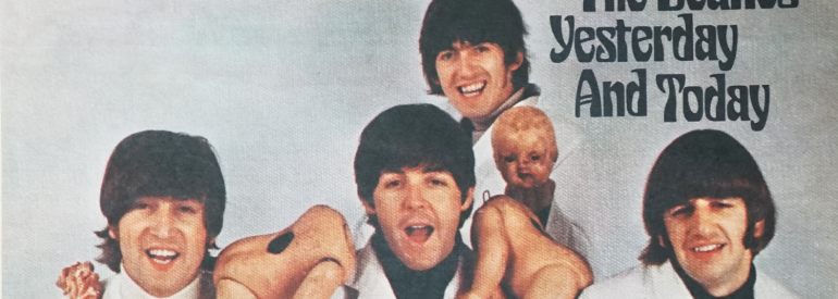 Memorabilia: The Yesterday and Today album covers