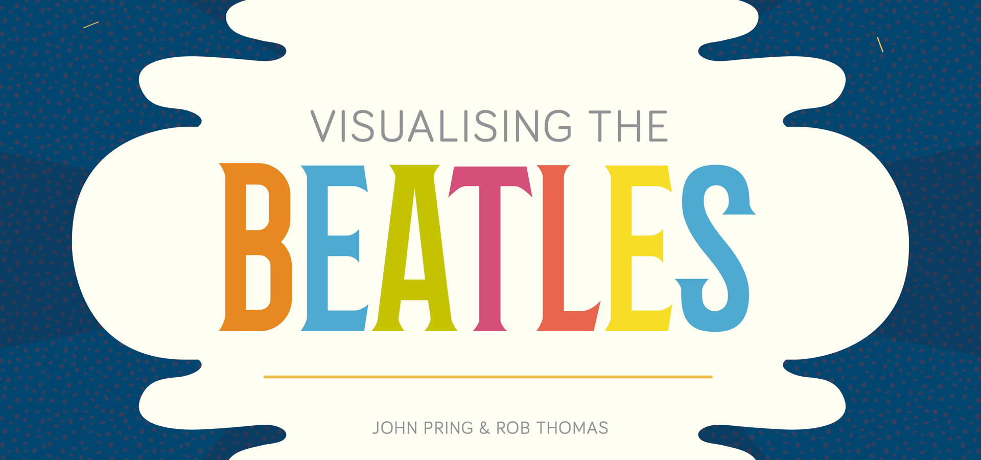 Book Signing: Visualising The Beatles
