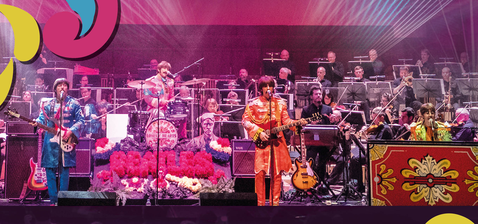 Competition: Sgt Pepper at Echo Arena Liverpool
