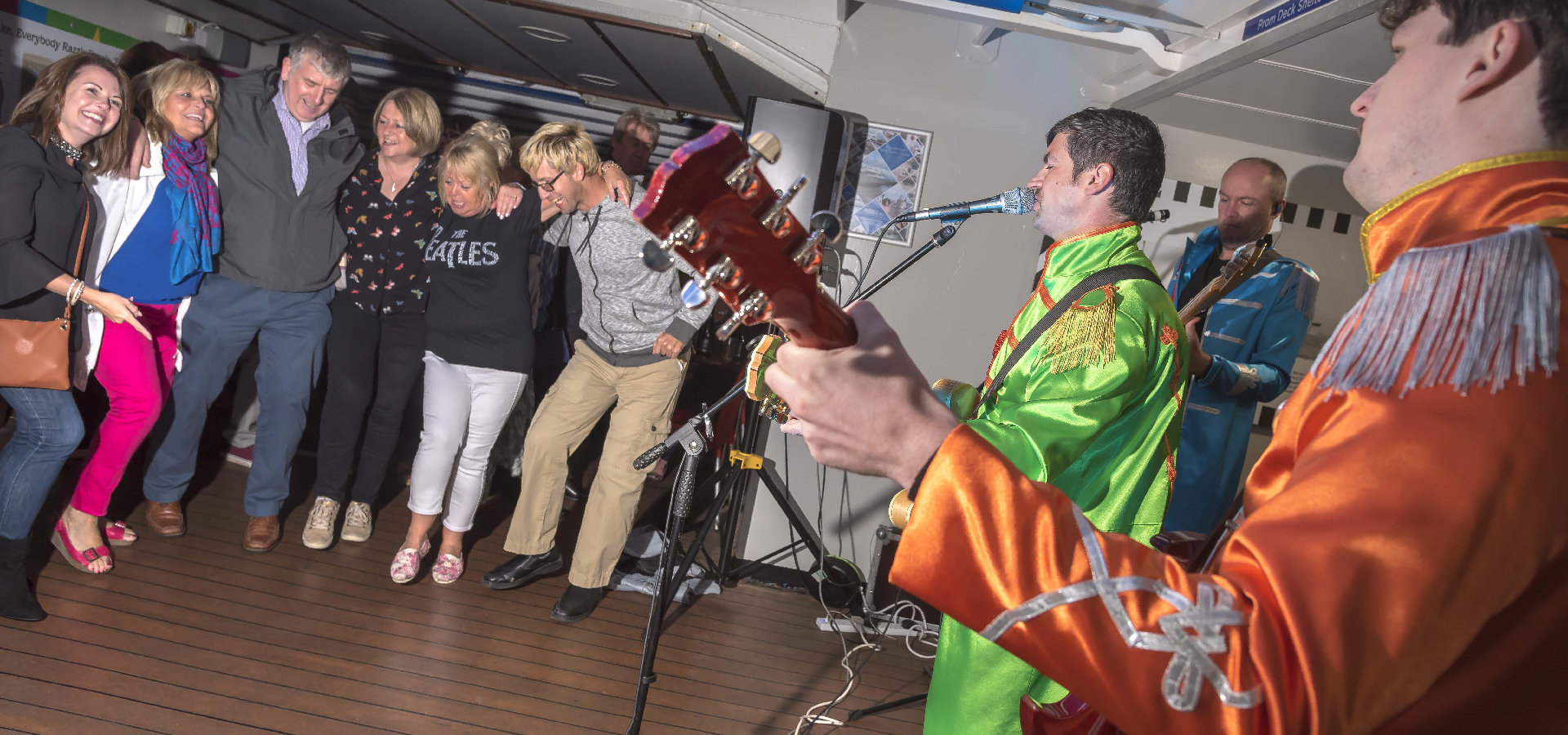 Competition: Beatles Tribute Cruises 2019