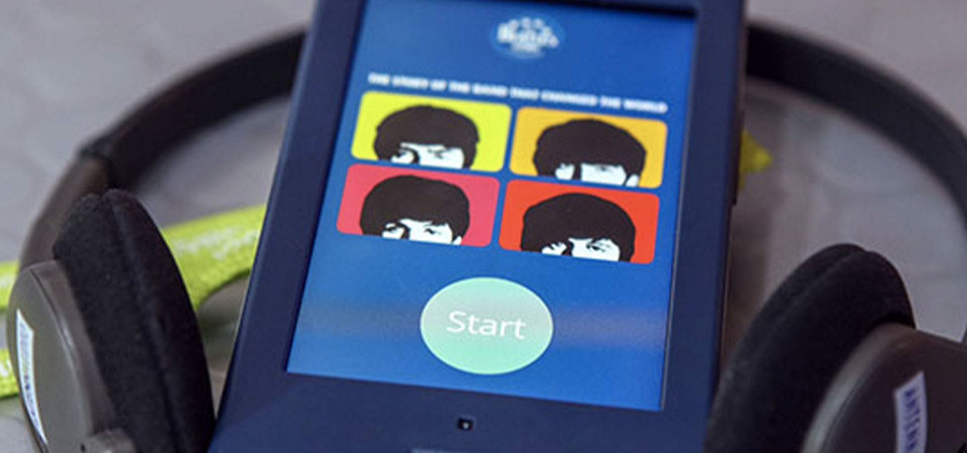 The Beatles Story Interactive Tour