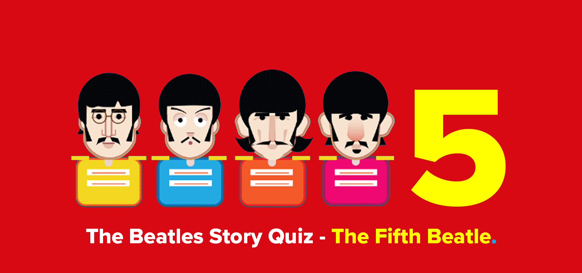 The Fifth Beatle Quiz