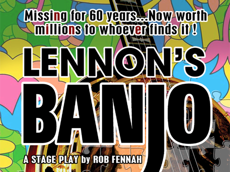 Lennon's Banjo: a new stage play
