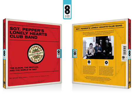 Competition: new Sgt Pepper book