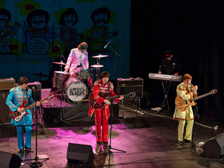 The Mersey Beatles: Sgt Pepper 50th show