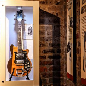 Get Back: The rare Harrison guitar returns