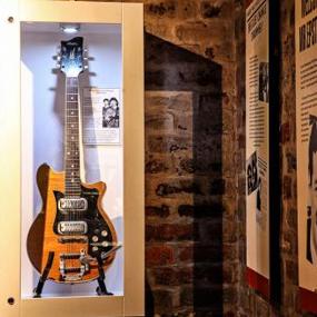 Get Back: The rare Harrison guitar returns