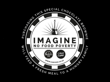 Imagine No Food Poverty: Helping to feed the hungry