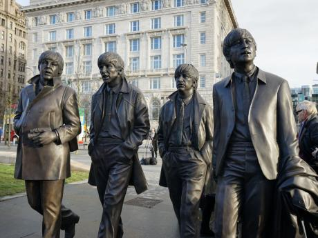 Beatles Statues: A fab new tribute at Pier Head
