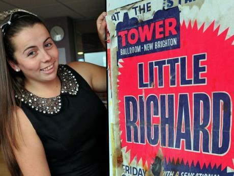 Poster boys: New memorabilia goes on display at the Beatles Story, Albert Dock