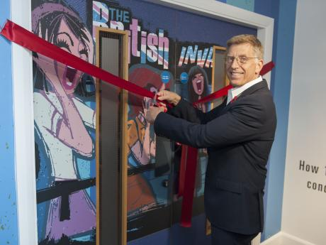 The British Invasion officially opens at the Beatles Story, Pier Head