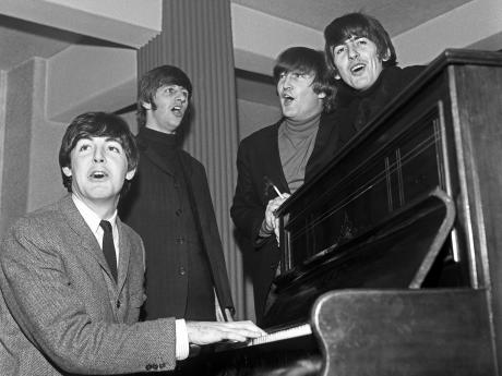 Listen: The Beatles' music joins streaming services