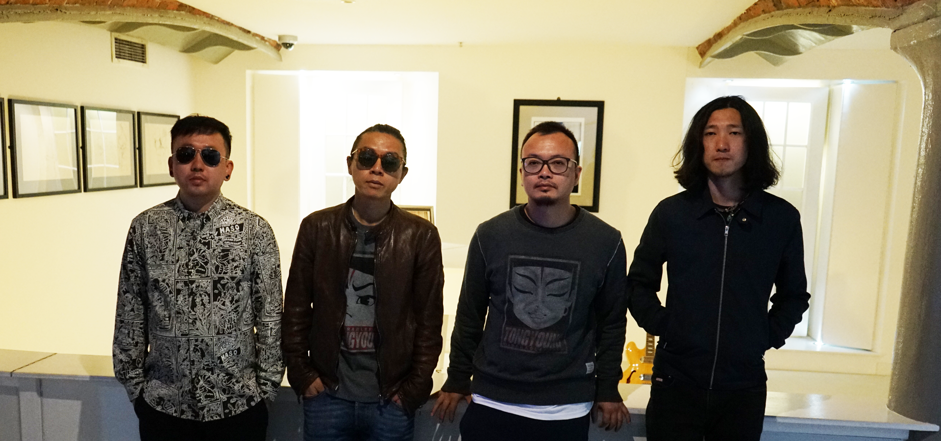 Miserable Faith: Chinese rock band visit Liverpool