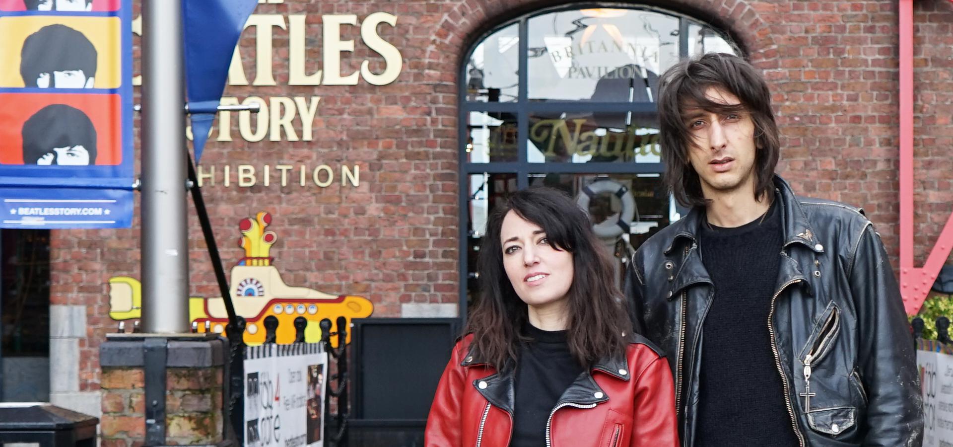 Cat's Eyes: Alt pop duo visit The Beatles Story