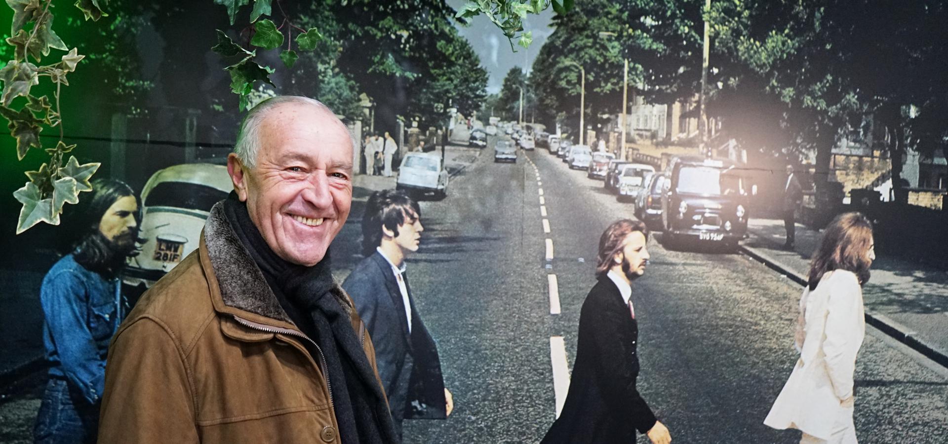 Dance With You: Len Goodman visits