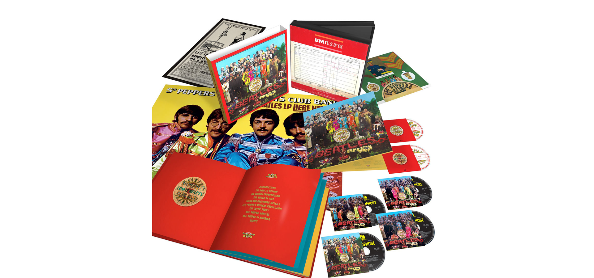 It was 50 years ago: special anniversary releases