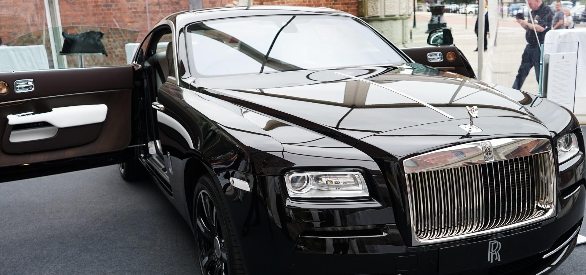 Drive My Car: the George Martin Rolls-Royce