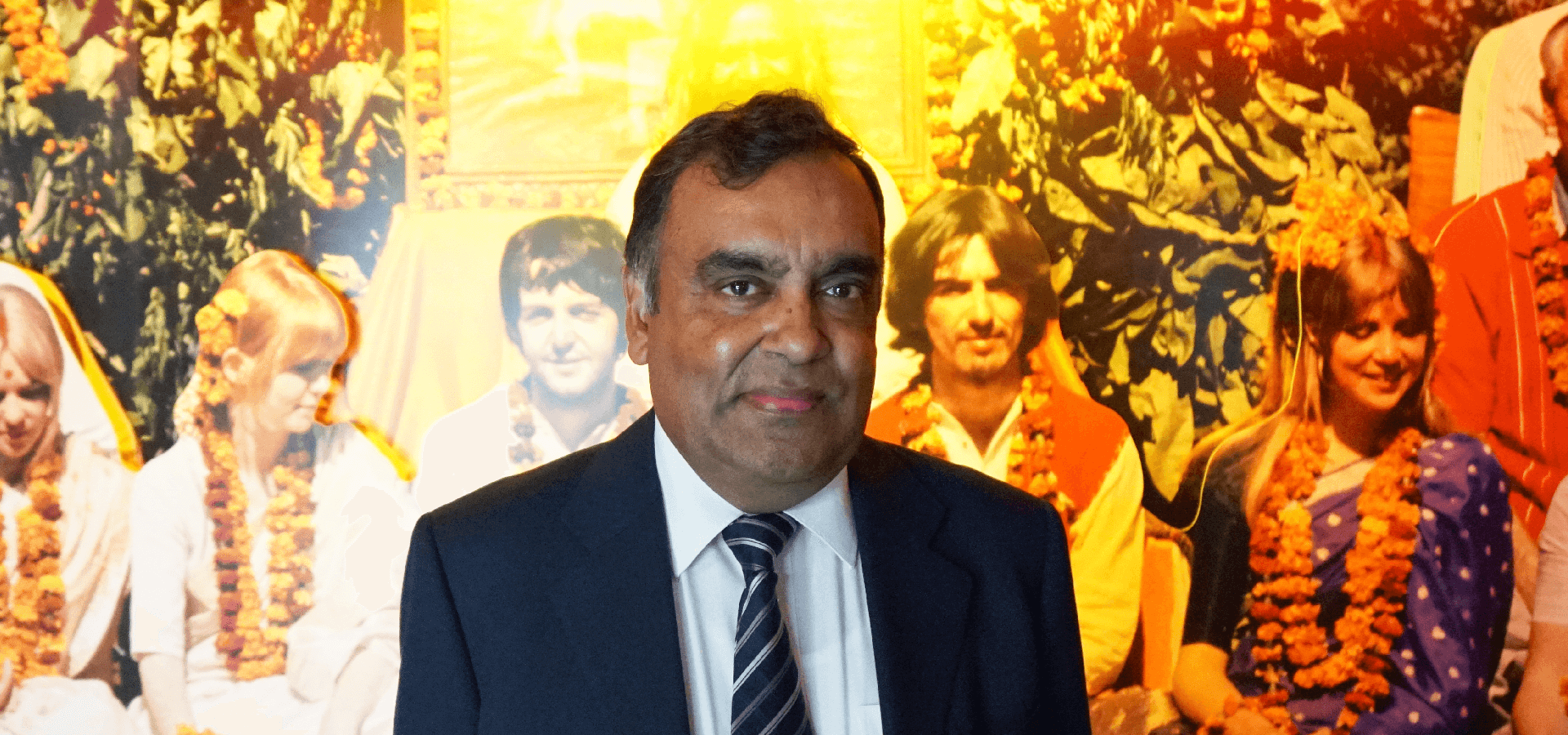 Beatles in India: High Commissioner visits exhibition