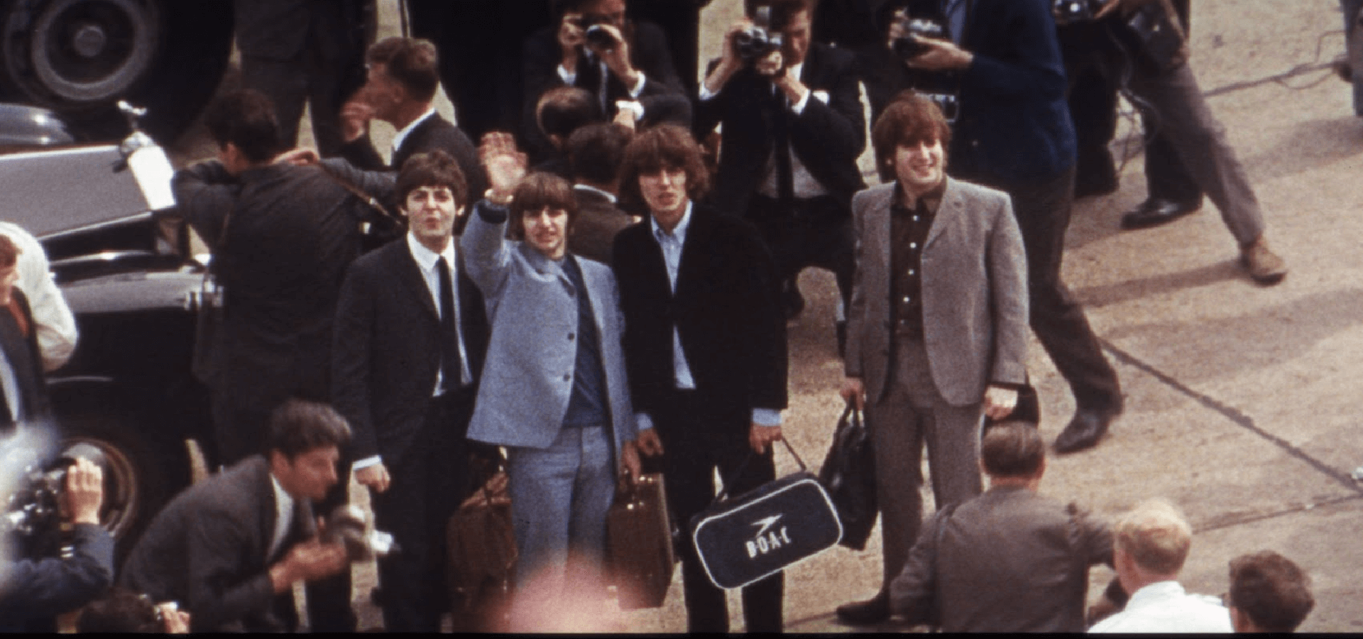 The People's Beatles: a worldwide photography project