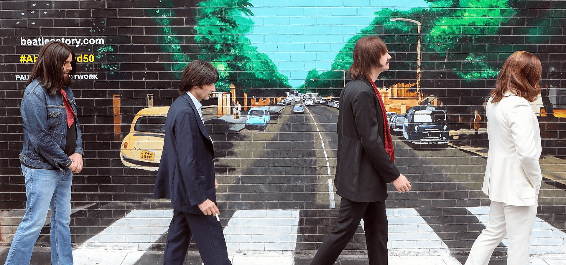 Come Together: Abbey Road in Liverpool