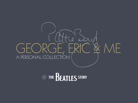 Pattie Boyd: George, Eric and Me coming soon