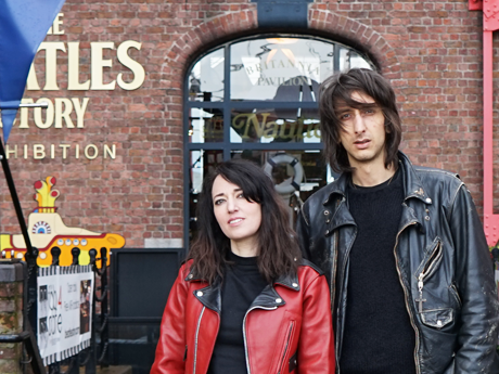 Cat's Eyes: Alt pop duo visit The Beatles Story