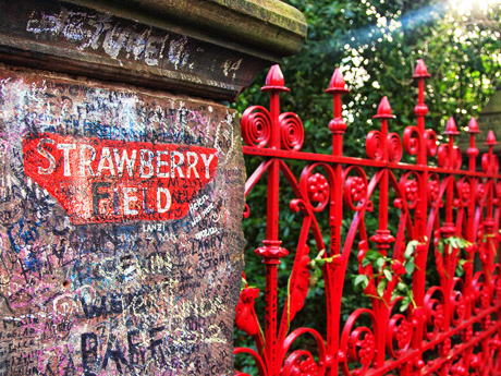 Strawberry Fields Forever: a new vision