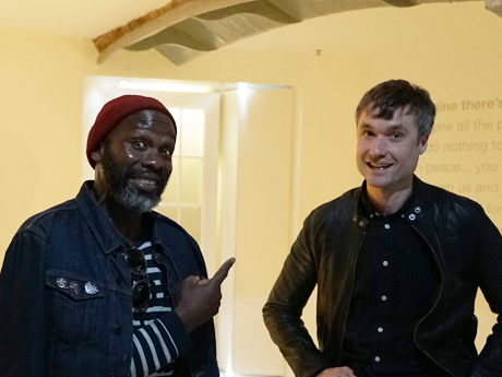 The Libertines: rock band visit The Beatles Story