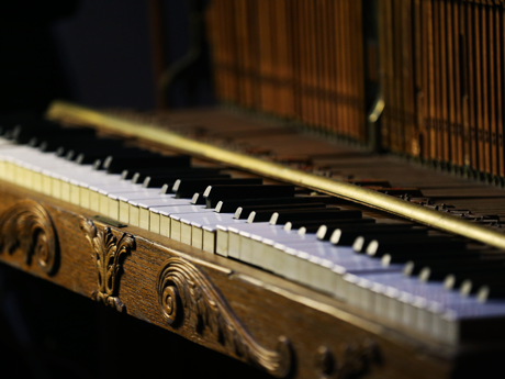 Great Exhibition of the North: John Lennon's last piano