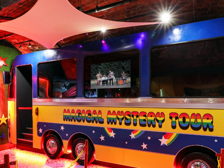 Magical Mystery Tour: celebrating 50 years