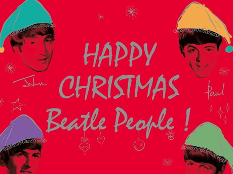New Release: Happy Christmas Beatle People