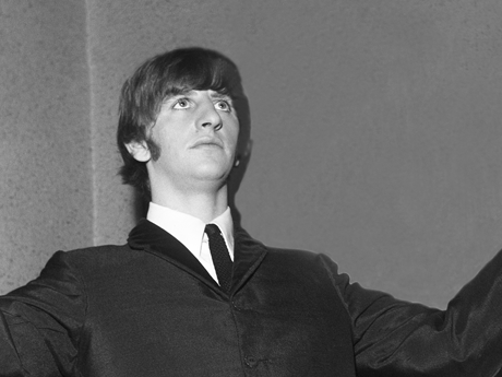 Sir Ringo Starr: Beatle receives knighthood