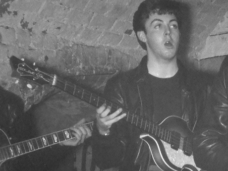 Trace The Bass: Paul McCartney's lost Höfner guitar