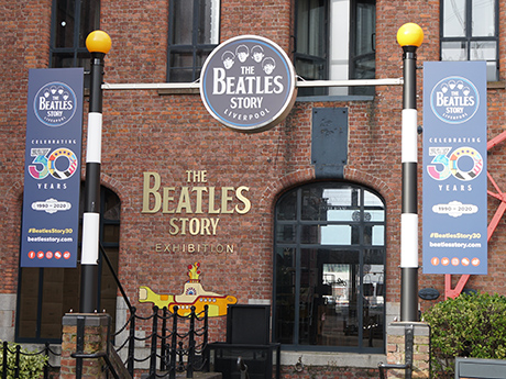 Good News for The Beatles Story