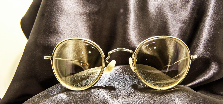 Memorabilia: John Lennon's Orange Spectacles