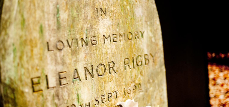 Memorabilia: Eleanor Rigby Grave
