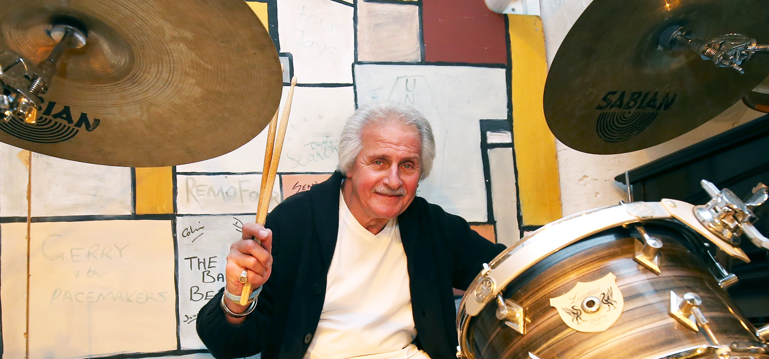 Interview: Pete Best talks drumming, Hamburg and John Lennon
