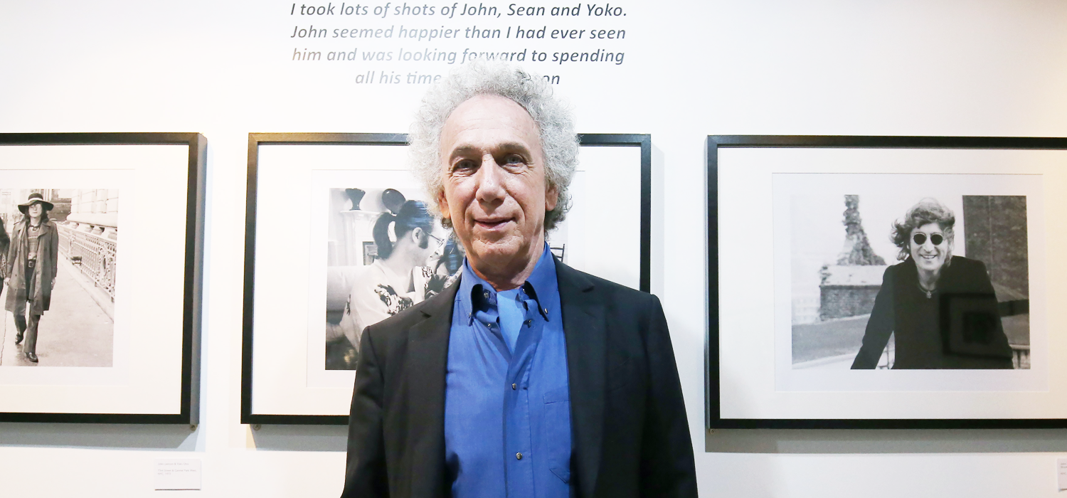 Interview: Bob Gruen talks 'John Lennon: The New York Years'