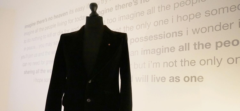 Memorabilia: John Lennon's Velvet Jacket
