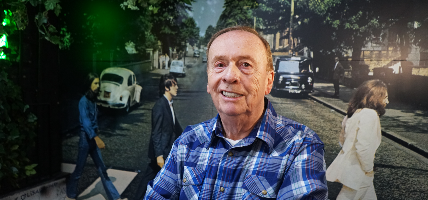 Interview: Geoff Emerick studio engineer for The Beatles