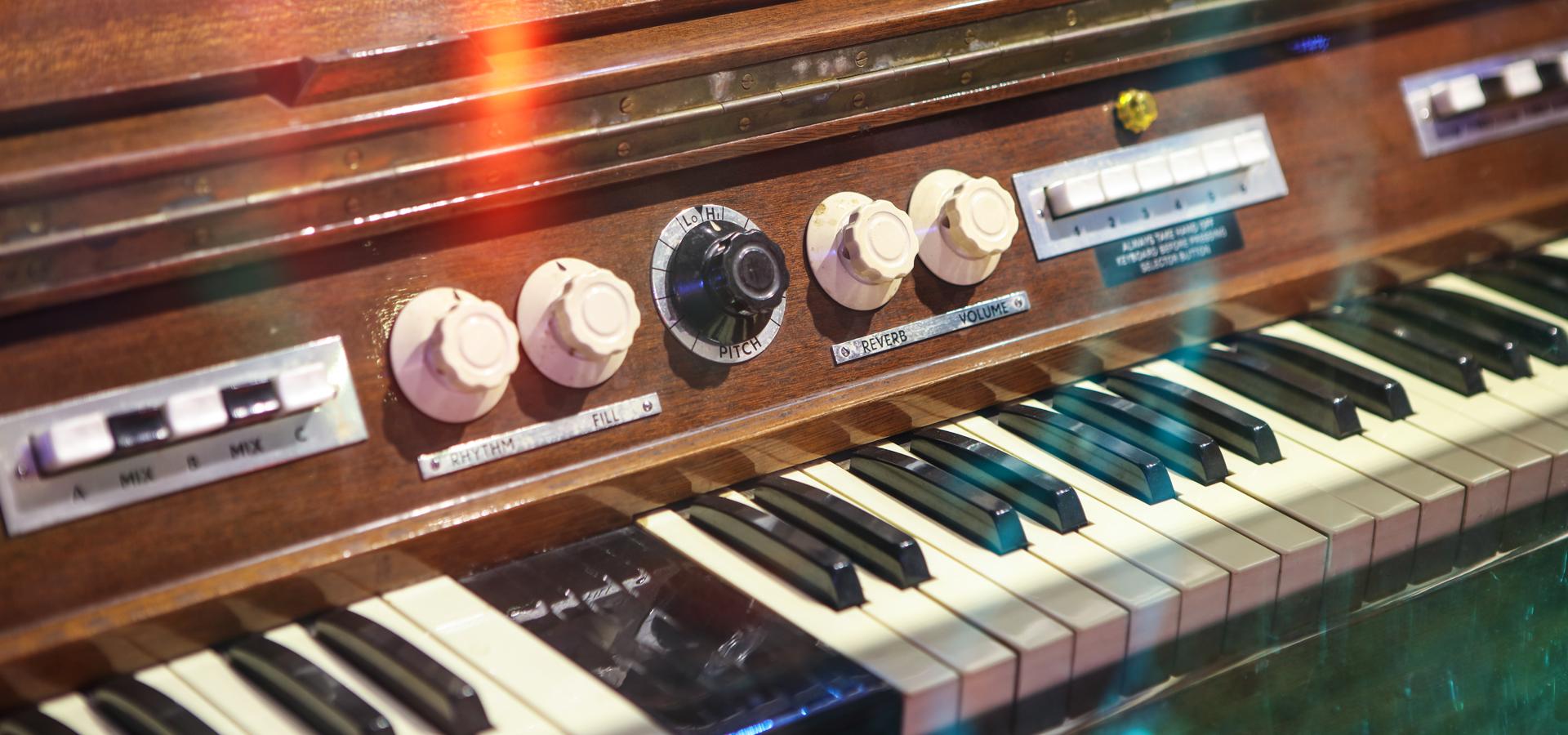 Memorabilia: The Mellotron MK11