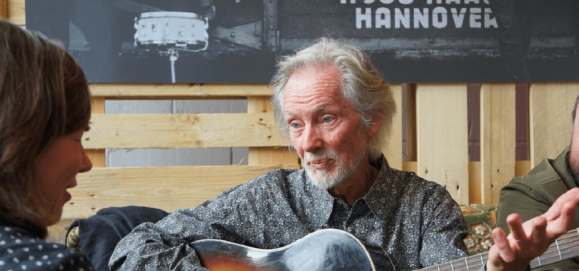 Interview: Klaus Voormann it started in Hamburg