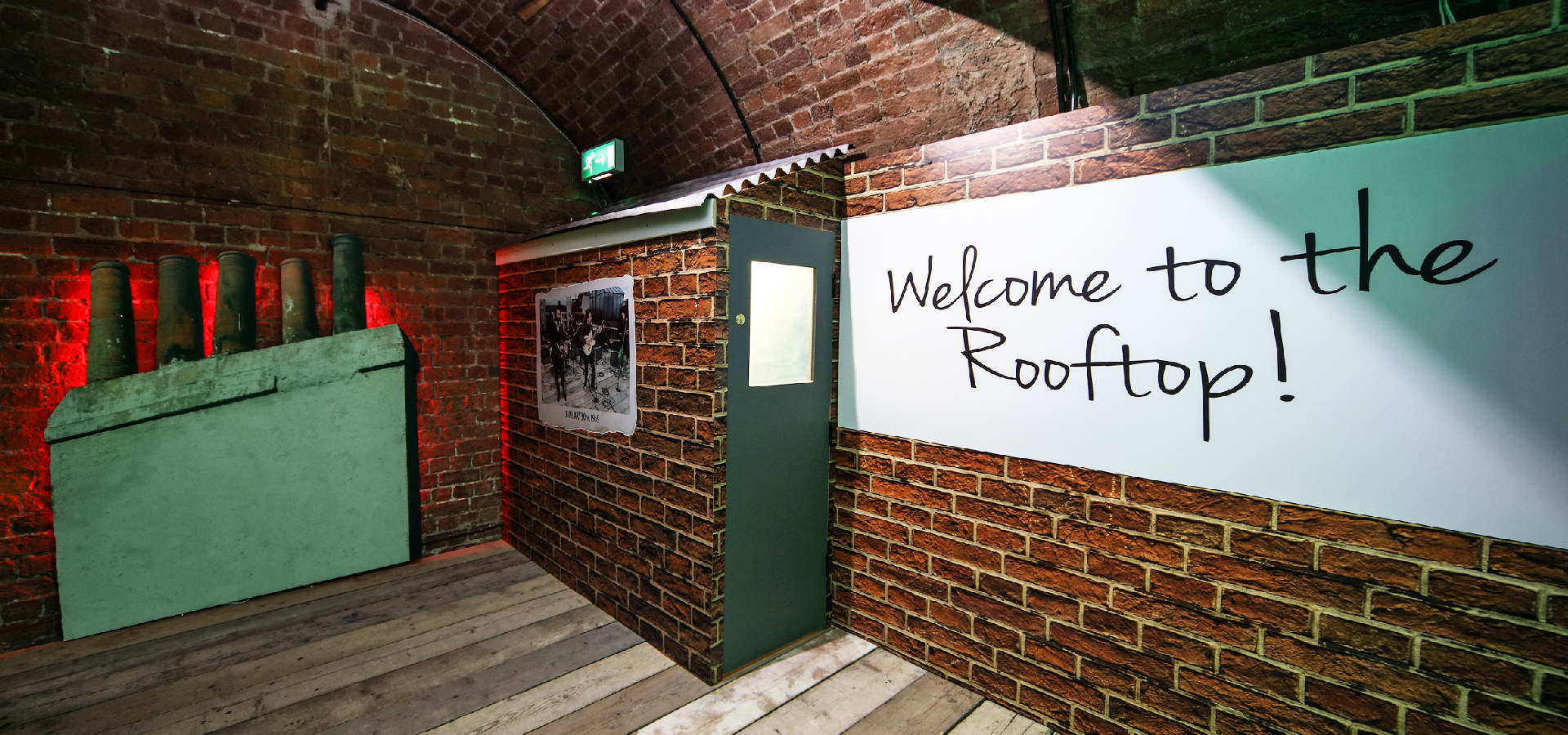 The Rooftop: 50 years on...