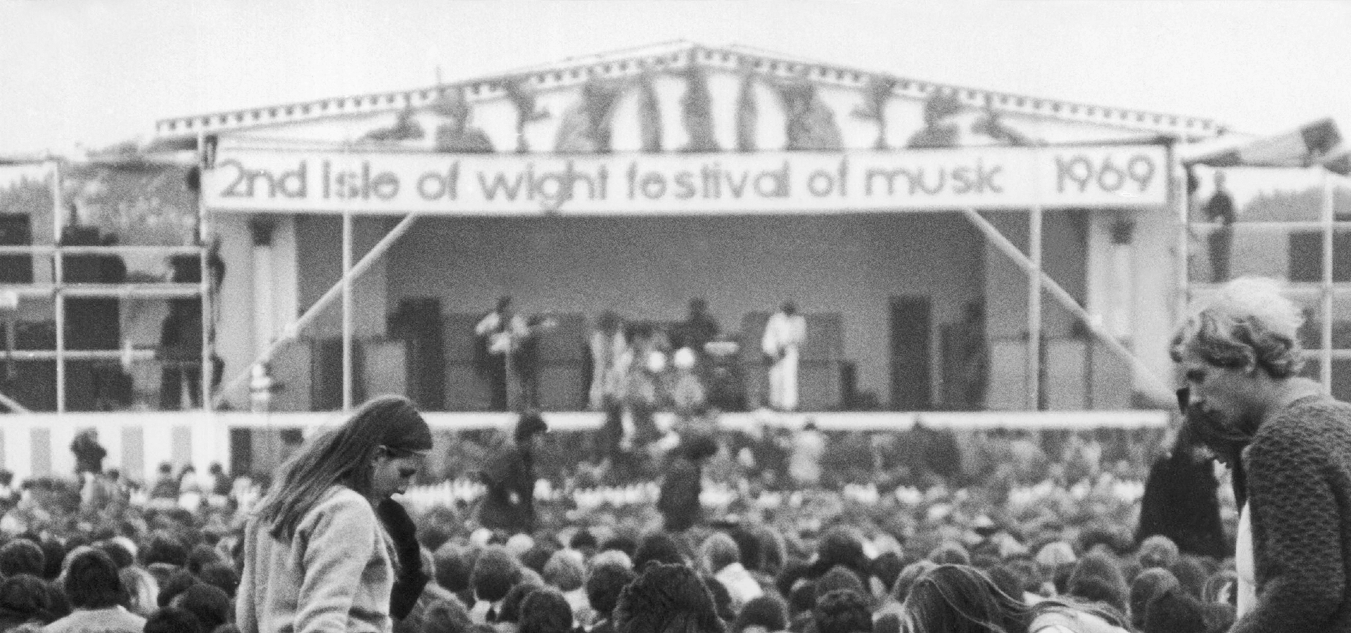 50 years ago: The Beatles and the Isle of Wight