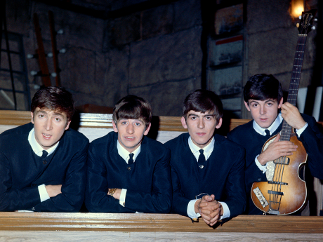 The Luck of the Irish: The Beatles and Ireland