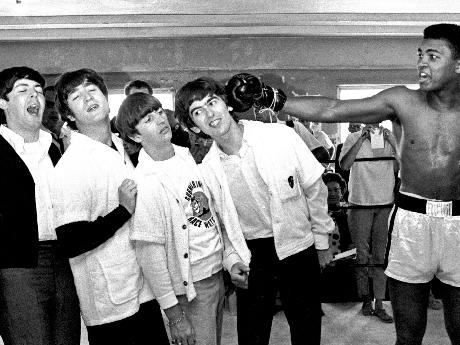 The Greatest: when The Beatles met Muhammad Ali